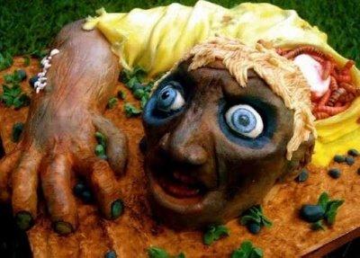 کیک تولد خنده